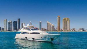 miami beach luxury yacht charters