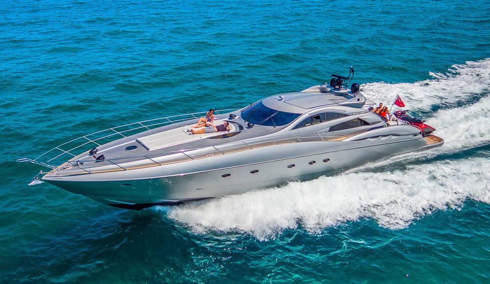 Miami Beach Luxury Boat Rental