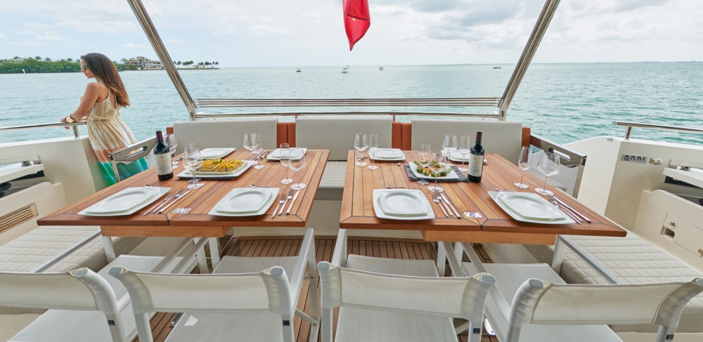 miami beach super yacht rental