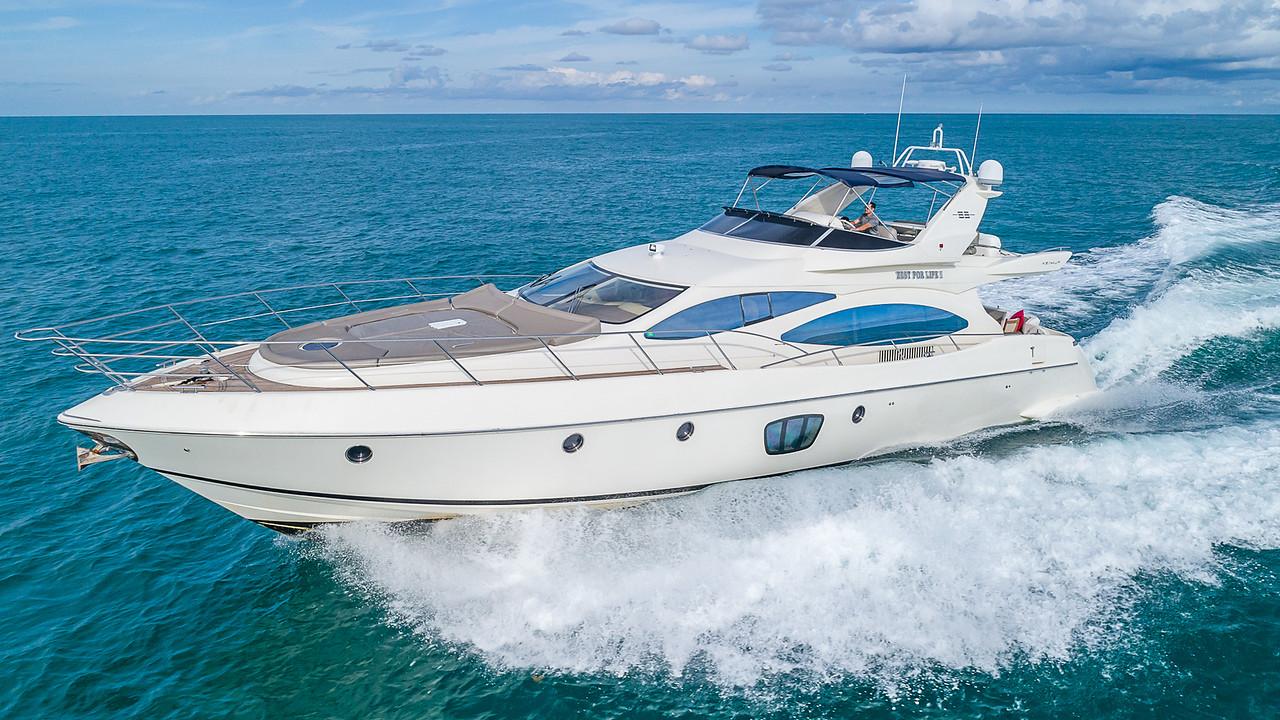 Miami yacht boat charters